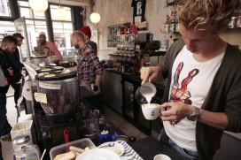 Koffiedebat: groei onafhankelijke bars en techniek