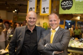 Jumbo-duo opent Subway in Maastricht