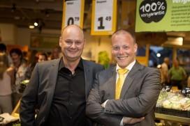 Jumbo-duo opent Subway in Maastricht