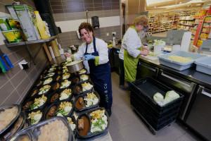 Supermarkt zet kok in tegen verspilling