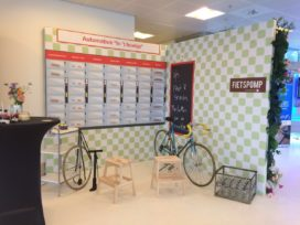 Blurring: ook in de Foodvisie decoratie