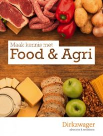 Dirkzwager lanceert e-boek 'Food & Agri'