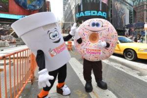 Dunkin' Donuts opent shop-in-shops in Media Markt