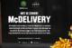 UberEATS bezorgt Big Macs McDonald's